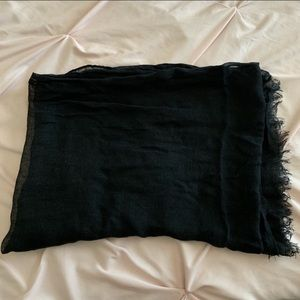 H&M Black Swim Wrap or Cover Up